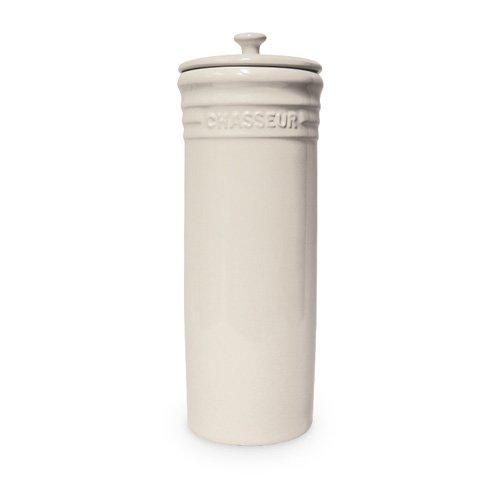 Chasseur La Cuisson Pasta Jar 1.8L Antique Cream