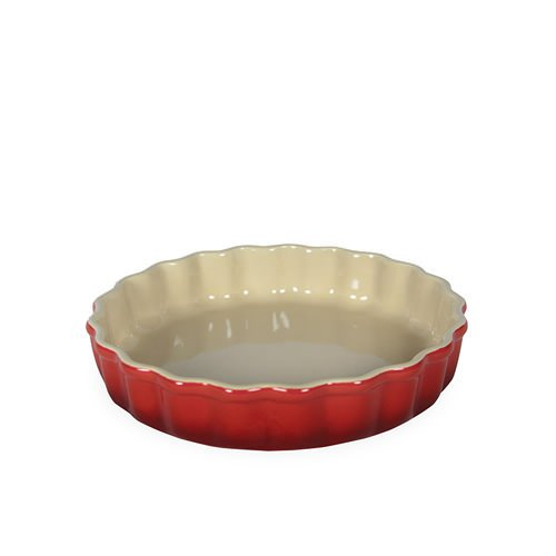 Chasseur La Cuisson Flan Dish 20cm Red