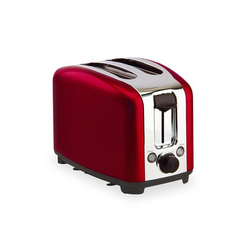 Circulon Traditional 2 Slice Toaster Red
