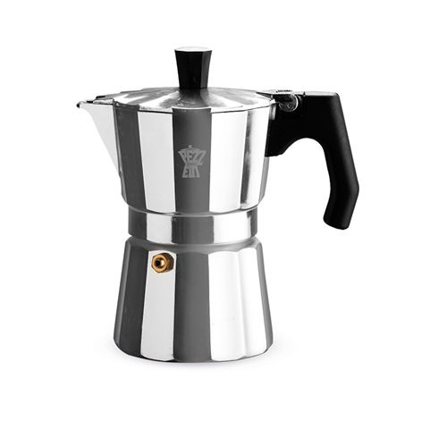 Pezzetti Luxexpress Coffee Maker 3 Cup
