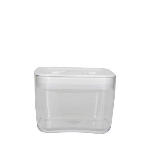 ClickClack Space Cube w/ White Lid 0.9L