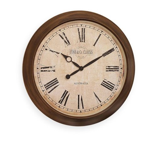 Cobb & Co Outdoor/Indoor Clock 51cm
