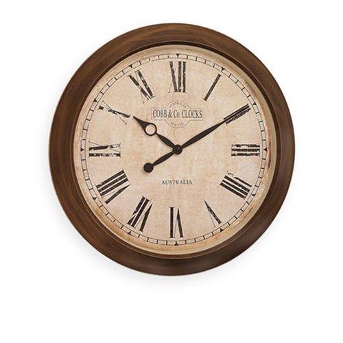 Cobb & Co Outdoor/Indoor Clock 51cm