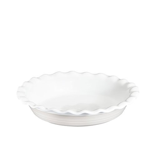 Corningware Etch White Pie Plate 24cm