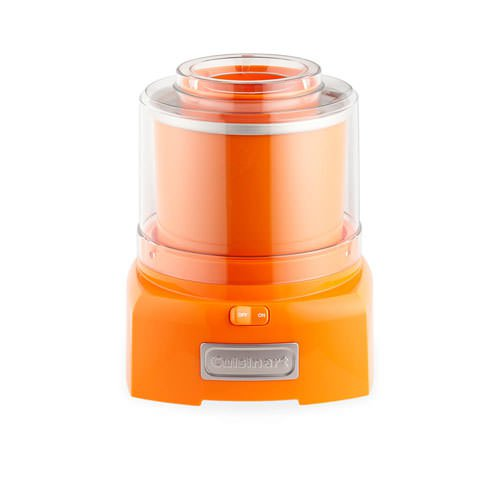 Cuisinart Ice Cream Maker 1.5L Orange