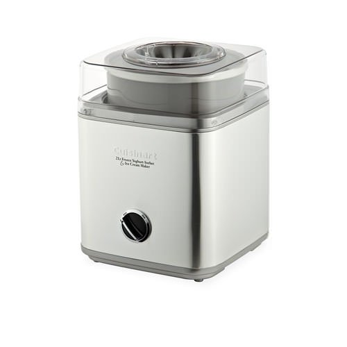 Chef Selection Coffee Maker Not Working : Cuisinart Ice Cream, Yoghurt & Sorbet Maker Stainless Brushed