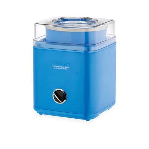 Cuisinart Ice Cream Maker 2L Tropical Blue