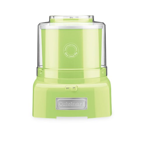 Cuisinart  Ice Cream & Yoghurt Maker 1.5L Key Lime Pie