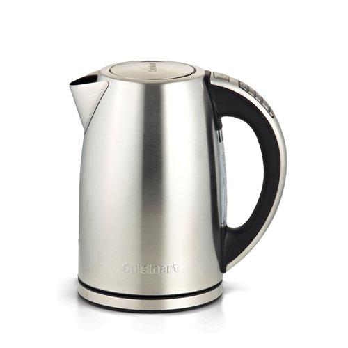 Cuisinart Coffee Maker Kettle : Cuisinart PerfecTemp Cordless Programmable Kettle 1.7L