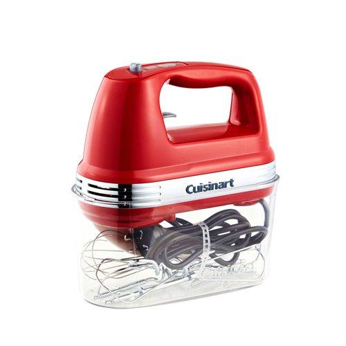 Cuisinart Hand Mixer ~ Cuisinart power advantage plus hand mixer red on sale now