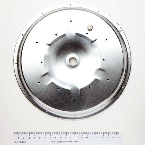 Cuisinart Sealing Ring Cover (Aluminium Disc)