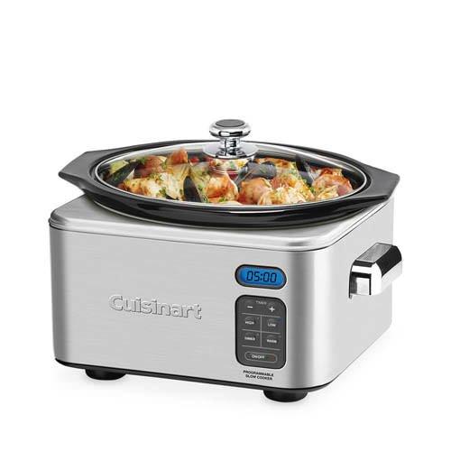 Cuisinart Slow Cooker 4L Programmable