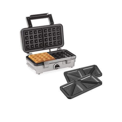 Cuisinart Waffle Maker & Sandwich Plates