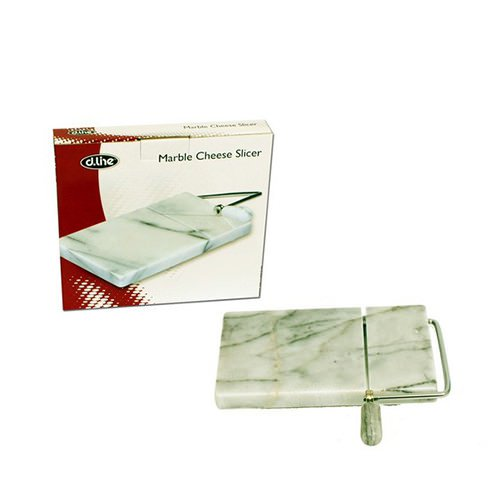 D.Line Marble Cheese Board and Slicer
