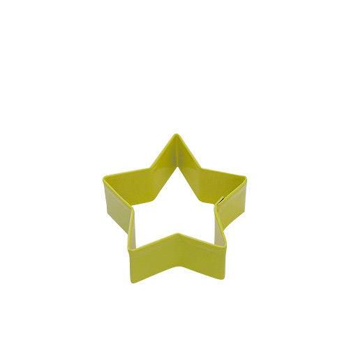 D.Line Cookie Cutter Star 7cm Yellow