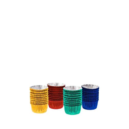 D.Line Foil Chocolate Cups 36pk