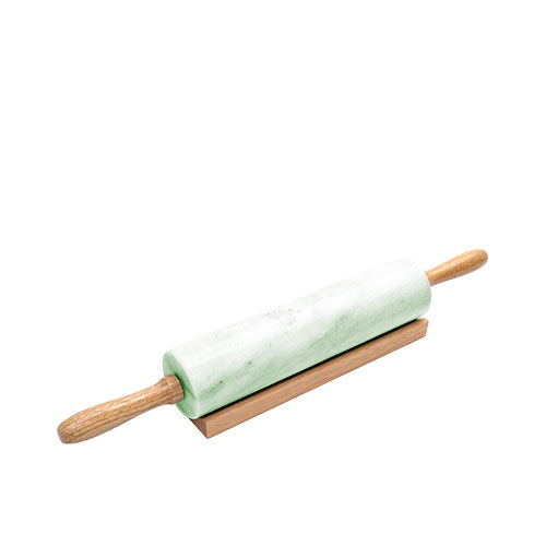 D.Line Marble Rolling Pin Grey