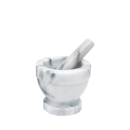 D.Line Mortar & Pestle 10cm Grey