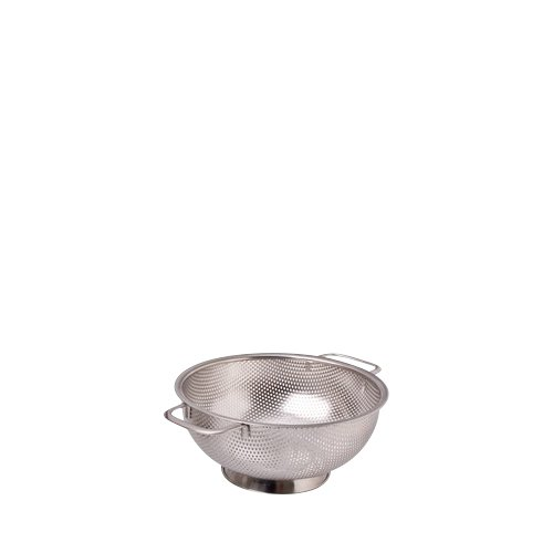 D.Line Perforated Colander Stainless Steel 22cm