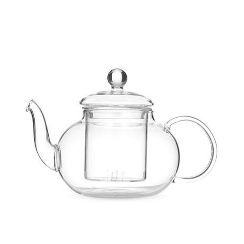 Leaf & Bean Chrysanthemum Glass Teapot 600ml