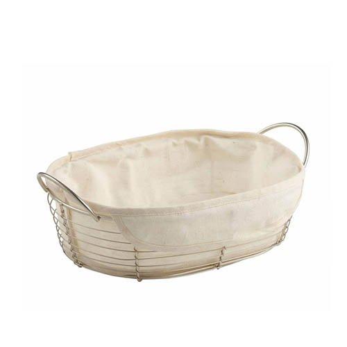 Davis & Waddell Taste Bistro Bread Basket 30.5x19x10.5cm