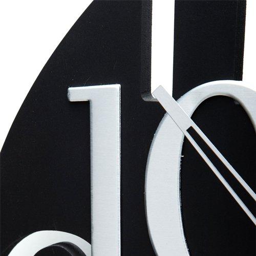 Degree Hudson Black & Steel 40cm