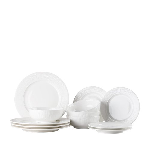 Ecology Linen Dinner Set 12pc