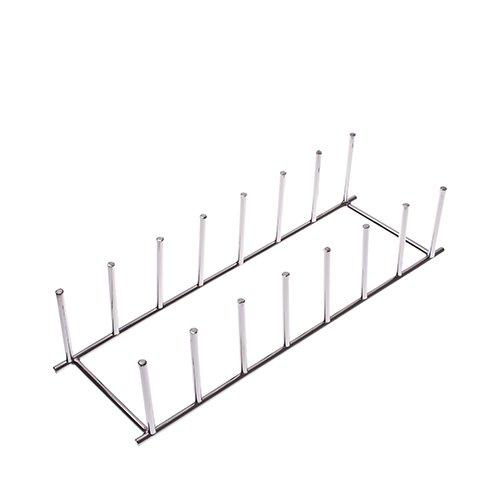 D.Line Plate Rack Chrome