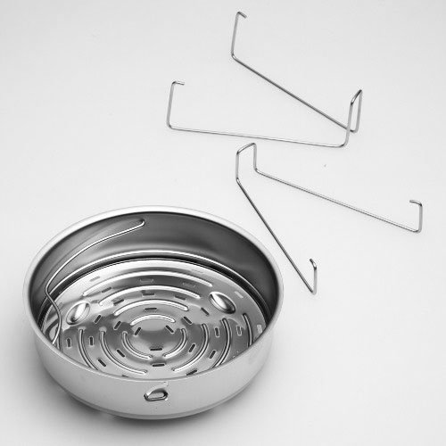 Fissler Perforated Stainless Steel Basket 22cm