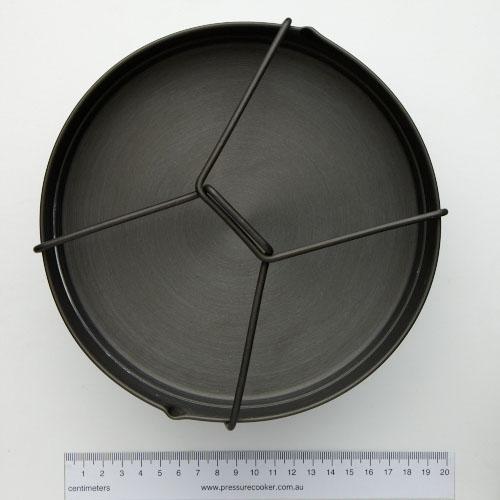 Futura Separator Set Anodised Aluminium 2 Tier For 5L