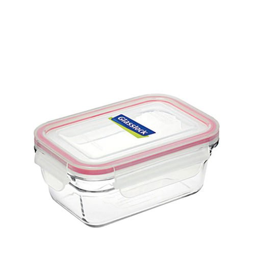 Glasslock Oven Safe Rectangular Container 1.7L