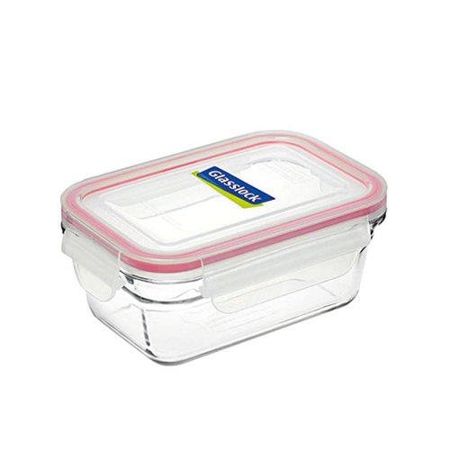 Glasslock Oven Safe Rectangular Container 485ml