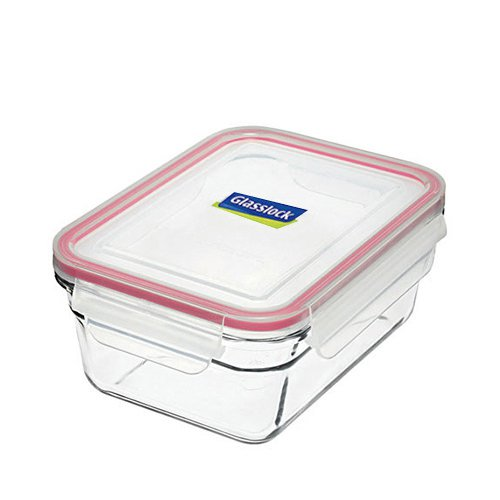 Glasslock Oven Safe Rectangular Container 970ml
