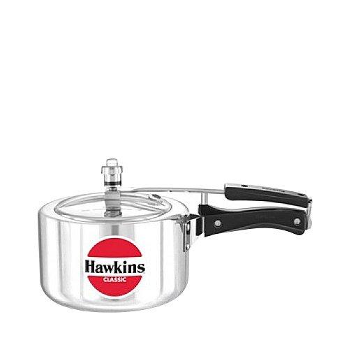 Hawkins Classic Pressure Cooker Wide 3L