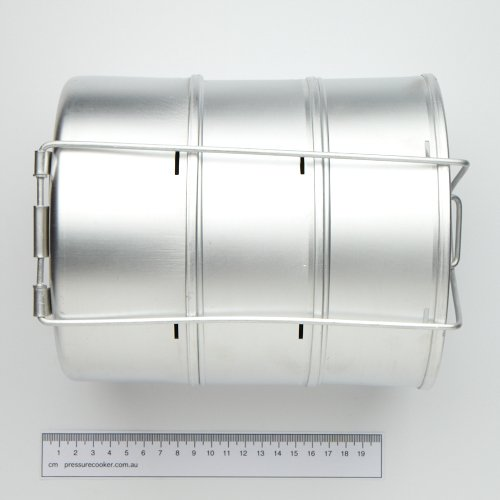 Hawkins Separator Set Aluminium 3 Equal Tiers