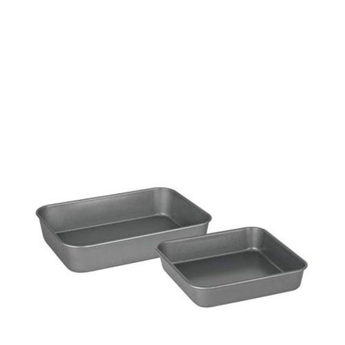 IBC Large Roasting Pan & Square Bake Pan