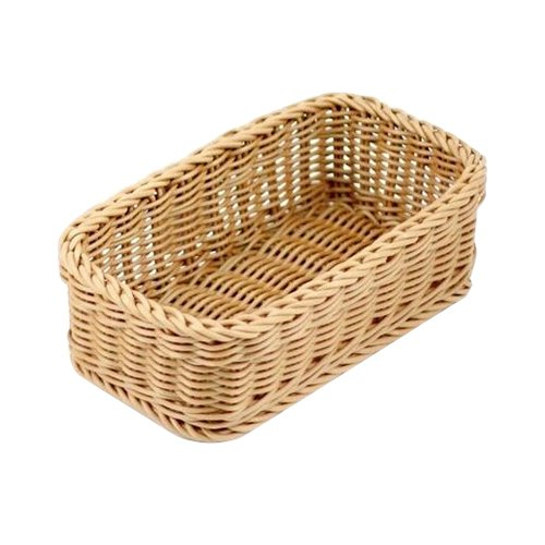 IconChef Hand Woven Bread Basket 24x14cm