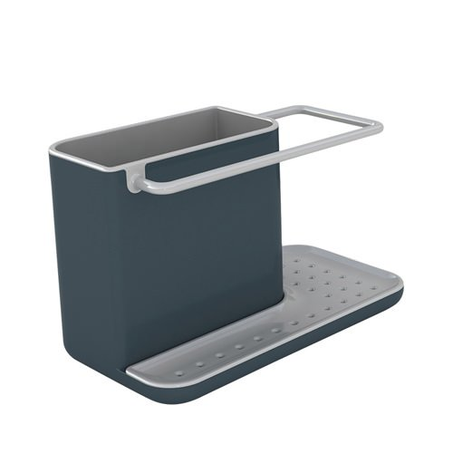 joseph joseph caddy sink organiser grey buy now save. Black Bedroom Furniture Sets. Home Design Ideas