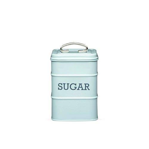 Kitchen Craft Living Nostalgia Sugar Canister Blue