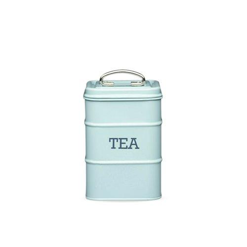 Kitchen Craft Living Nostalgia Tea Canister Blue