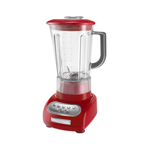 kitchenaid artisan blender ksb560 empire red on sale now. Black Bedroom Furniture Sets. Home Design Ideas