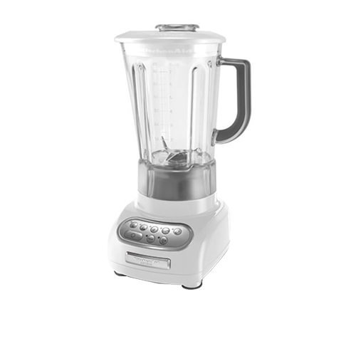 kitchenaid artisan blender ksb560 white on sale now. Black Bedroom Furniture Sets. Home Design Ideas