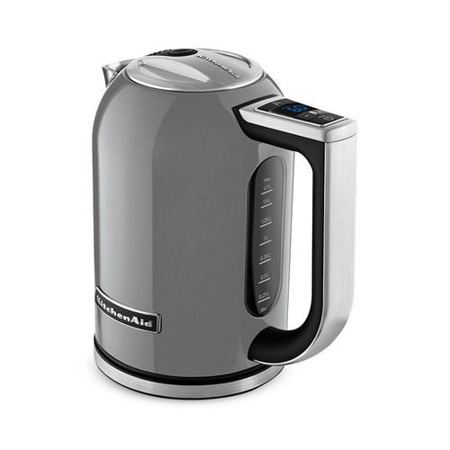 KitchenAid Artisan Electric Kettle KEK1722 Contour Silver