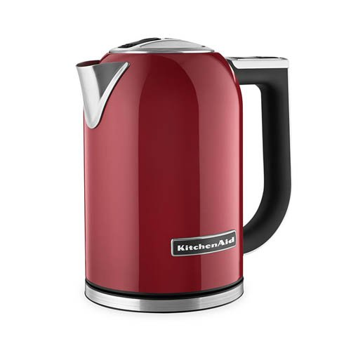 KitchenAid Artisan Electric Kettle KEK1722 Empire Red