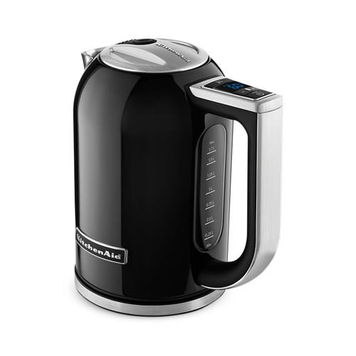KitchenAid Artisan Electric Kettle KEK1722 Onyx Black