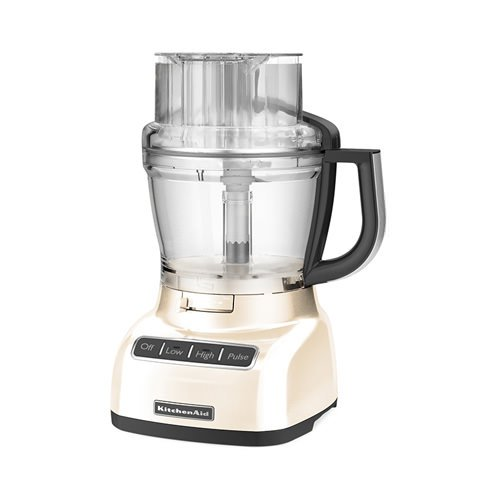 KitchenAid Artisan Exactslice KFP1333 Food Processor Almond Cream