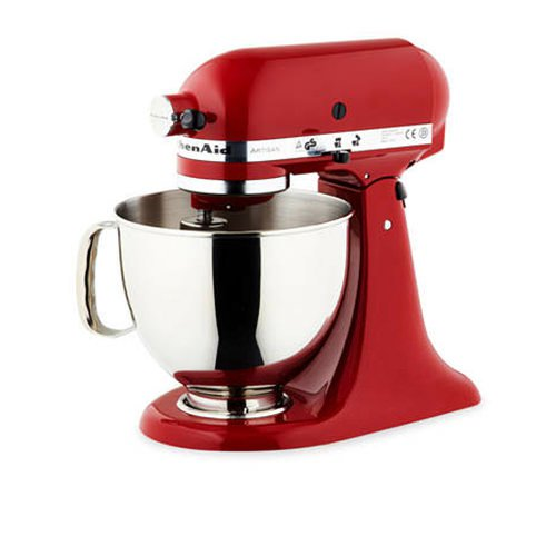 KitchenAid Artisan KSM150 Stand Mixer Empire Red image #2