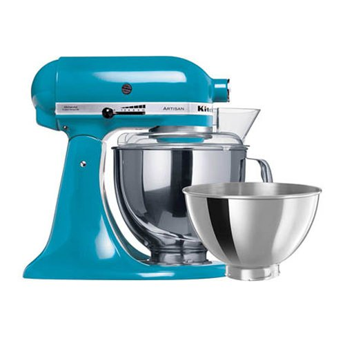 KitchenAid Artisan KSM160 Stand Mixer Crystal Blue