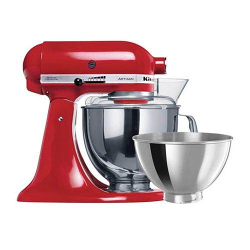 KitchenAid Artisan KSM160 Stand Mixer Empire Red