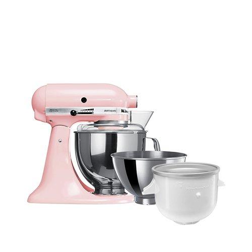 Kitchenaid Artisan Ksm160 Stand Mixer Pinkw Ice Cream